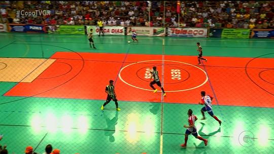 Reunião discute últimos preparativos para finais da 21ª Copa TV Grande Rio de Futsal