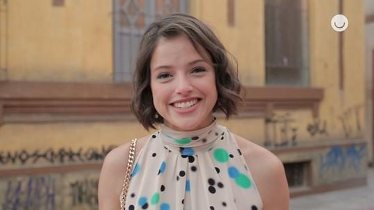Agatha Moreira comenta cena em que Josiane joga bolo nos clientes: 'Uma das mais esperadas'