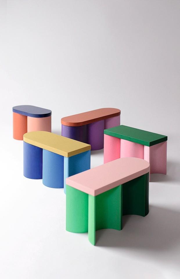 9 móveis e objetos inspirados no traço da Bauhaus