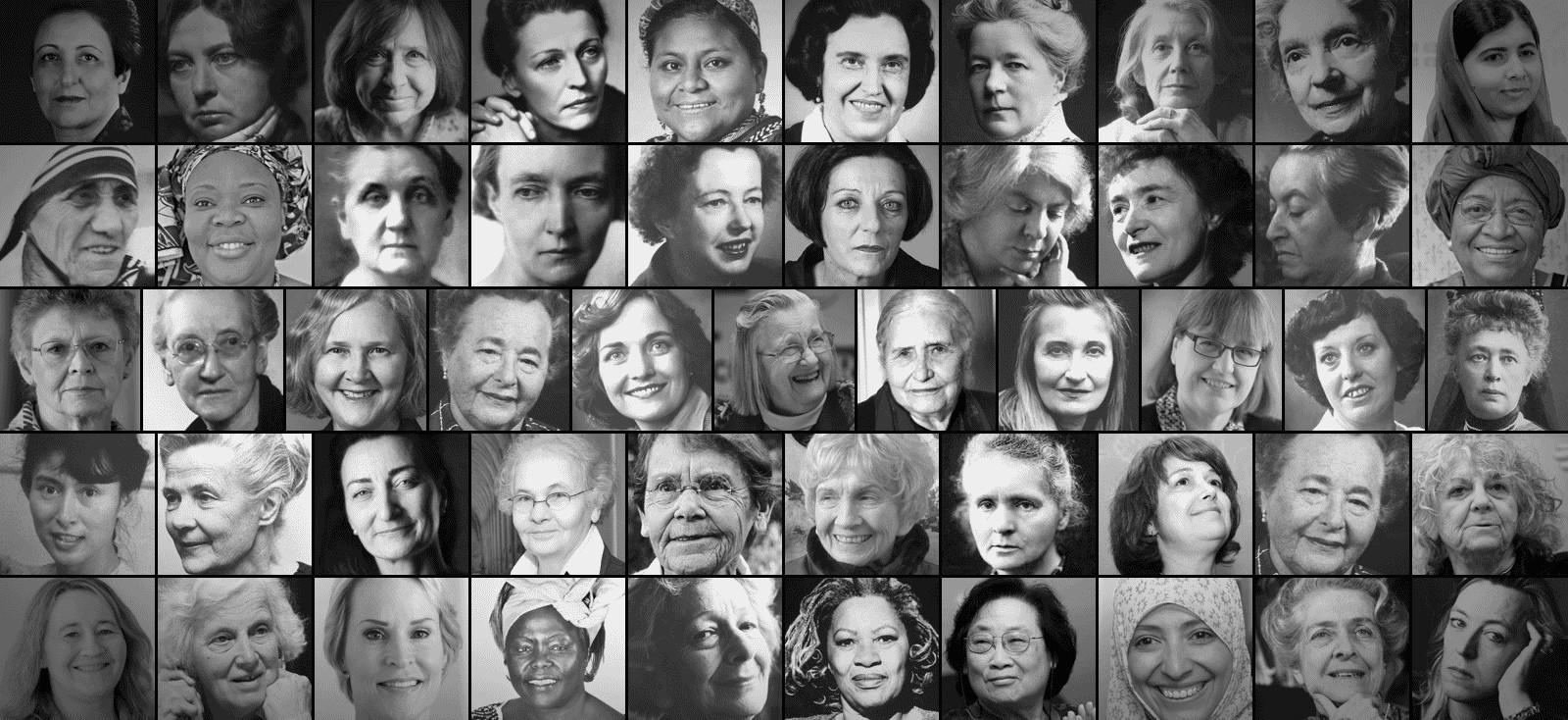 Nobel premia três mulheres em 2018, mas elas somam apenas 5% dos vencedores desde 1901 - Radio Evangelho Gospel