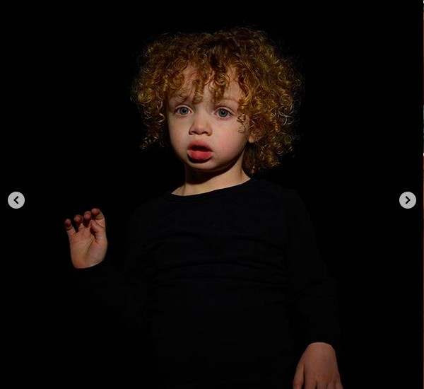 O jovem Adonis, filho do rapper Drake com a diretora de arte francesa Sophie Brussaux (Foto: Instagram)