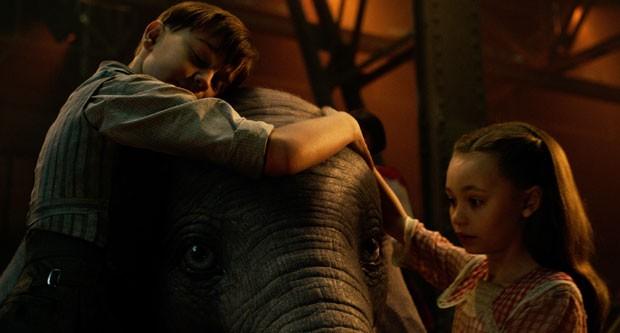 Cena de Dumbo (Foto: Divulgação/Disney)