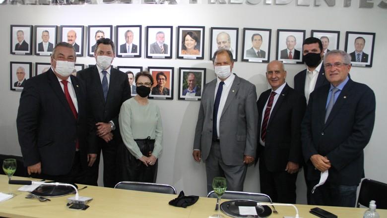 politica-posse-presidente-fpa (Foto: FPA)