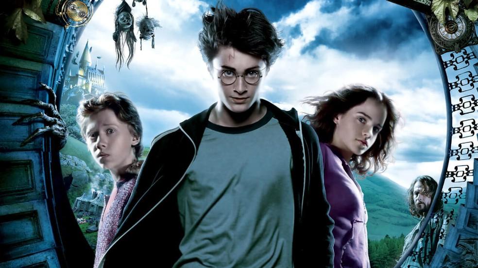 Qual seu livro favorito da saga 'Harry Potter'?