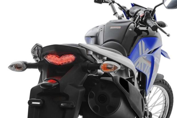 Yamaha XTZ 250 Lander ABS (Foto: divulgação)