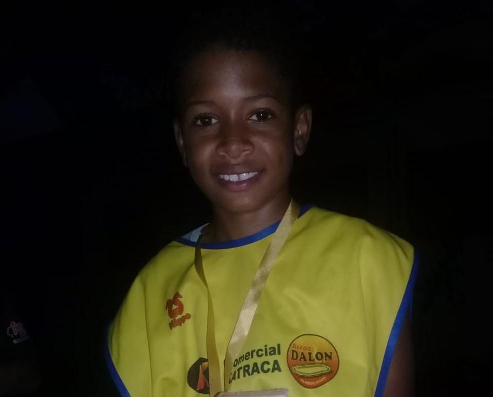 Wender Santos Bezerra tinha 13 anos — Foto: Reprodução / Redes Sociais