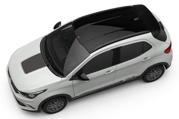 Fiat Argo Trekking será lançado em abril (Foto: Divulgação)