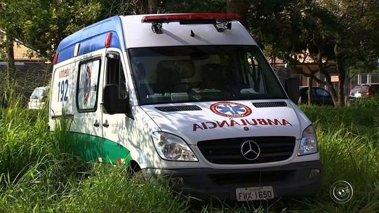 Homem furta ambulância em estacionamento da UPA em Vinhedo