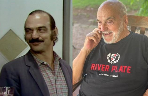 """Protagonista da história aos 43 anos, Lima Duarte viveu o matador Zeca Diabo. Hoje, aos 90, está escalado para """"Aruanas"""" (Foto: Reprodução)"""