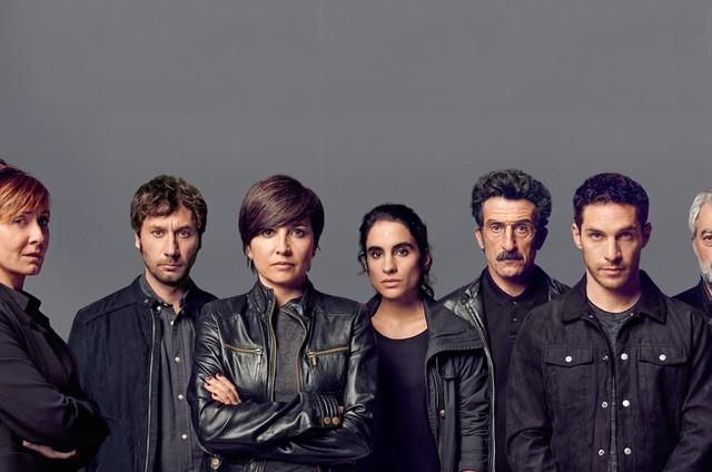 Elenco da série 'A unidade' (Foto: Divulgação/HBO)