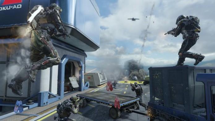 Call of Duty Advanced Warfare: Companion app para dispositivos móveis é anunciado (Foto: Divulgação)