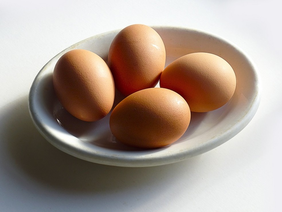 Ovo é fonte de proteína — Foto: Divulgação