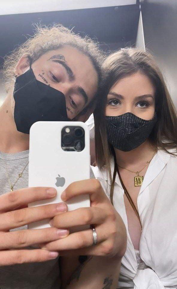 Whindersson Nunes e Maria Lina (Foto: Reprodução/Instagram)