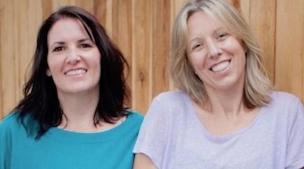 Natalie Dragotto e Jennifer Straiton (Foto: Divulgação)