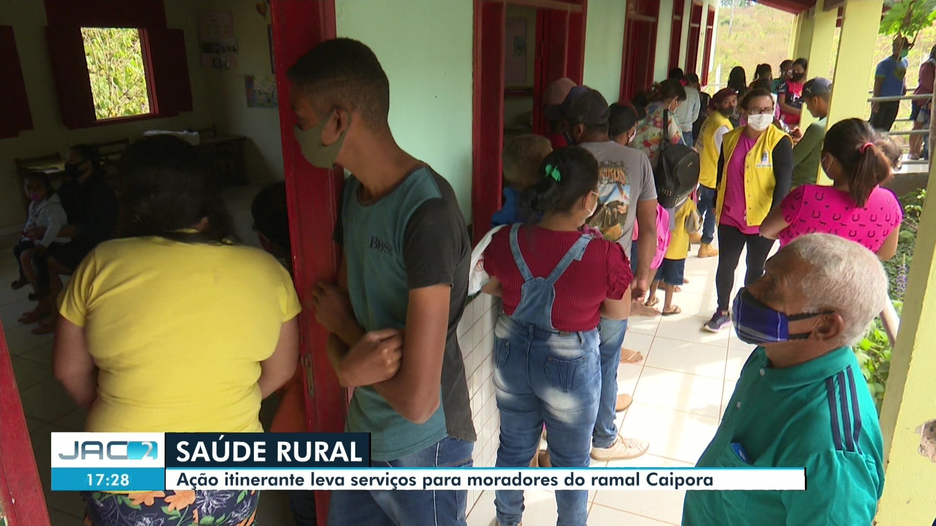 VÍDEOS: Jornal do Acre 2ª edição de sábado, 31 de julho