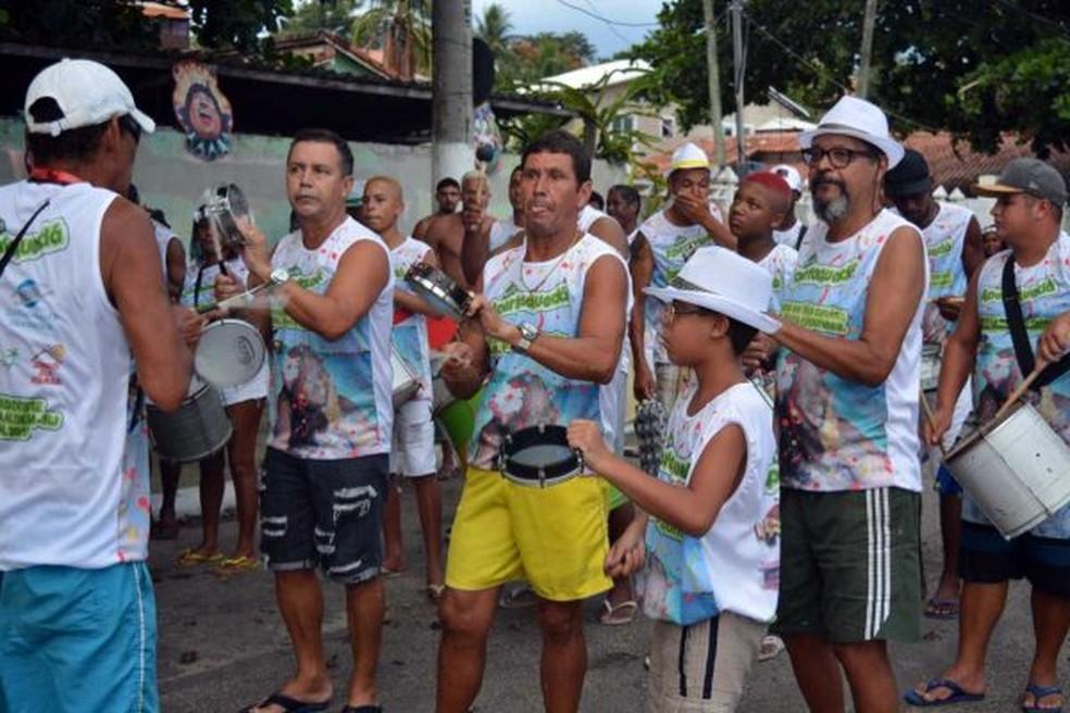 Blocos saem pelas ruas de São Pedro da Aldeia até o dia 25 de fevereiro — Foto: Renato Fulgoni/Prefeitura de São Pedro da Aldeia