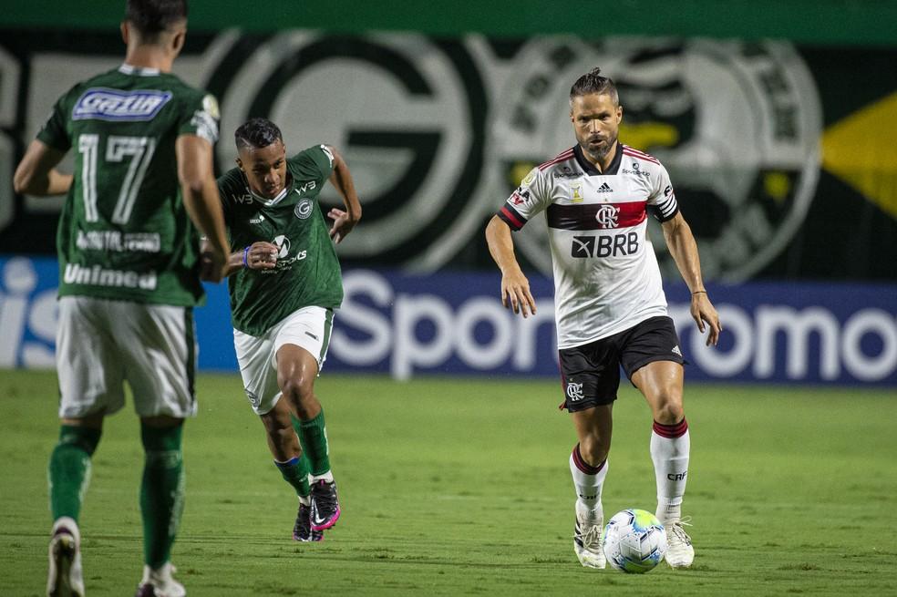 Atuações do Flamengo: Diego vai bem no meio, Arrascaeta abre caminho, e Gabigol volta a marcar