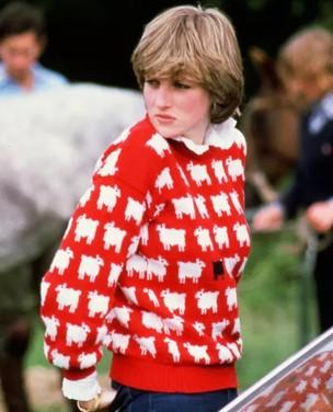 A coleção de casacos de tricô da princesa era tu-do: relembre!