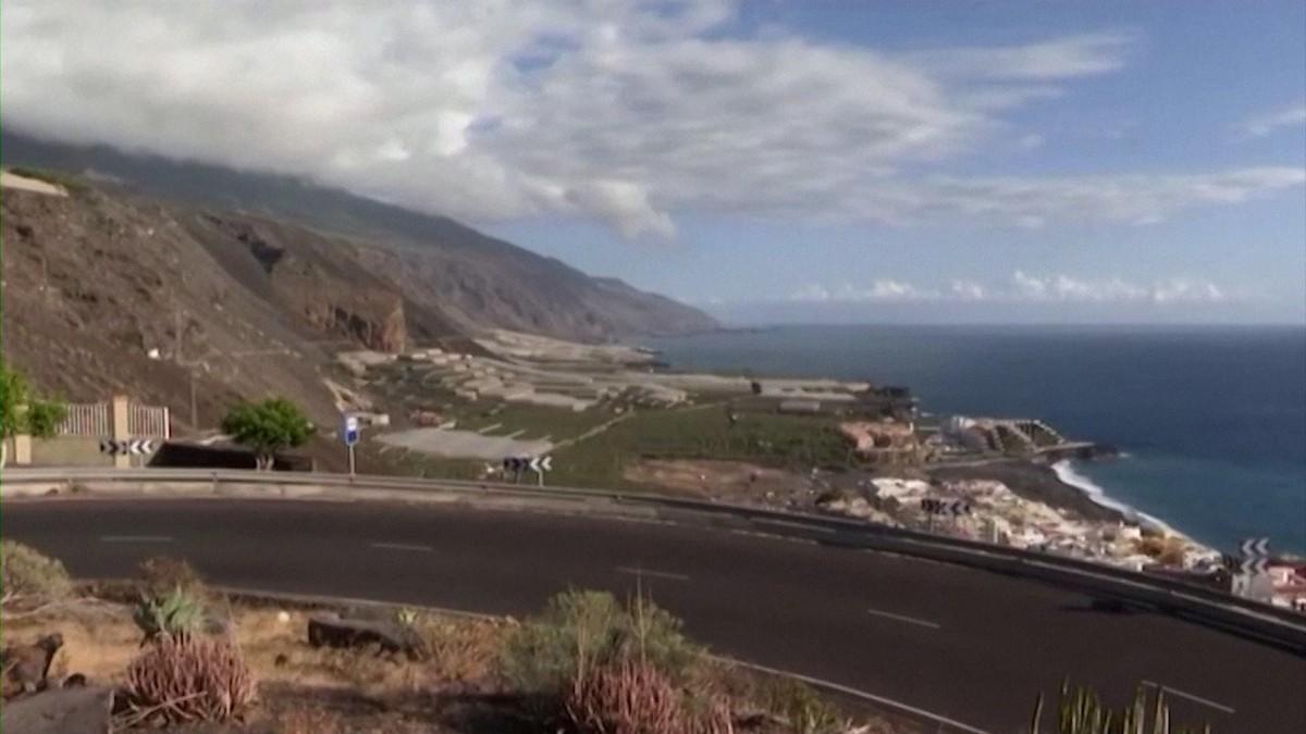 Vulcão nas Ilhas Canárias, da Espanha, pode entrar em erupção nos próximos dias