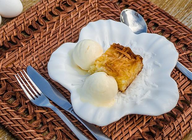 Cocada de forno (Foto: Divulgação)