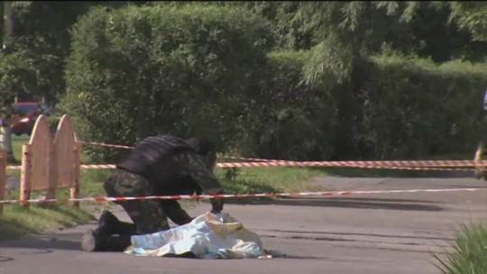 Agressor é morto após esfaquear sete pessoas em cidade na Rússia
