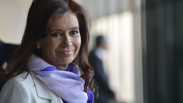 Cristina Kirchner (Foto: Agência Brasil)
