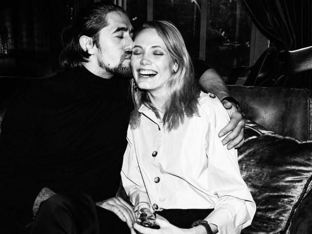 Kira Dice e o ex Igor Cherkasskiy (Foto: Facebook)