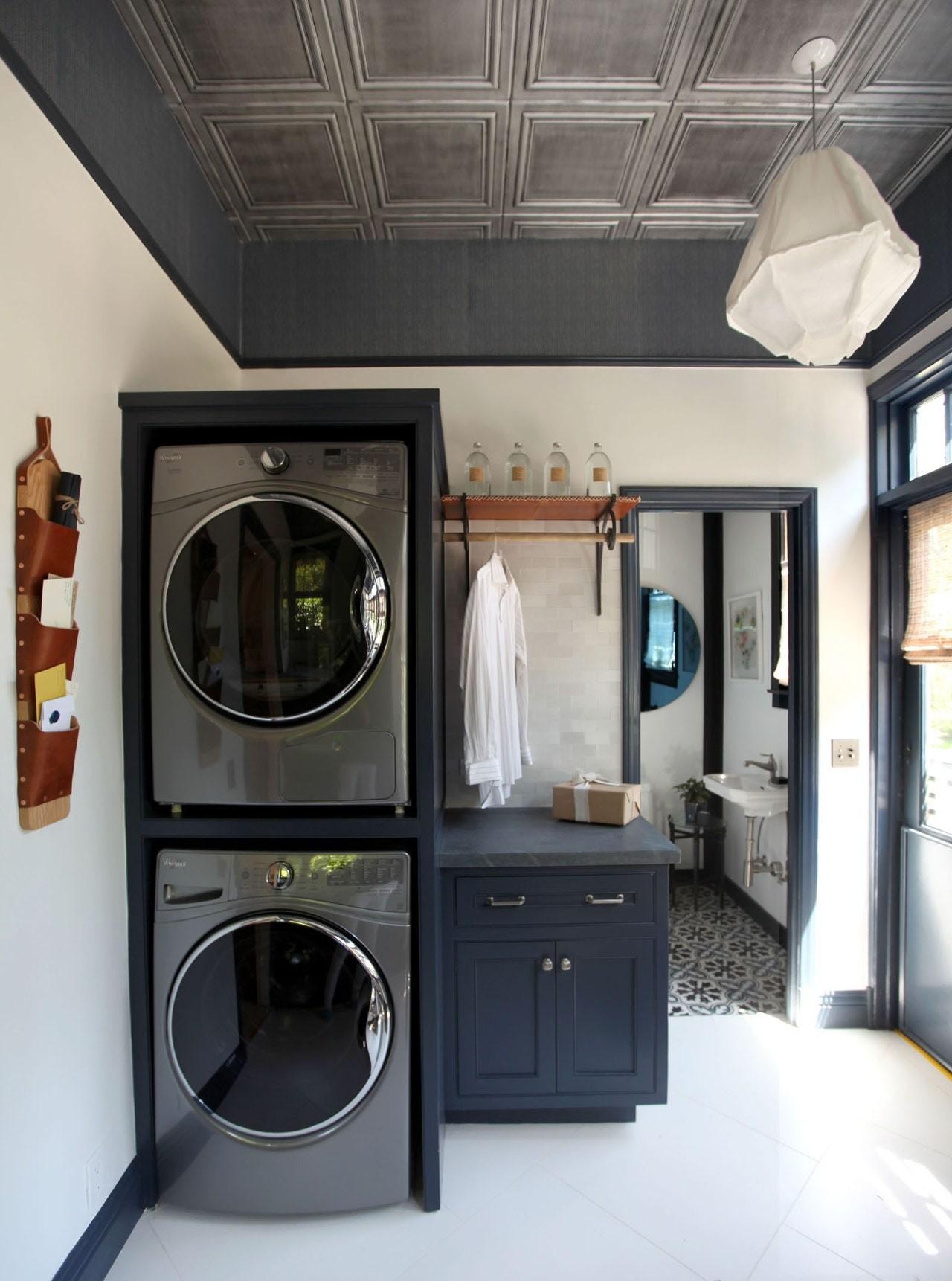 Lavandería decorada: 5 ideas para hacer impecable el espacio (Foto: Publicidad)