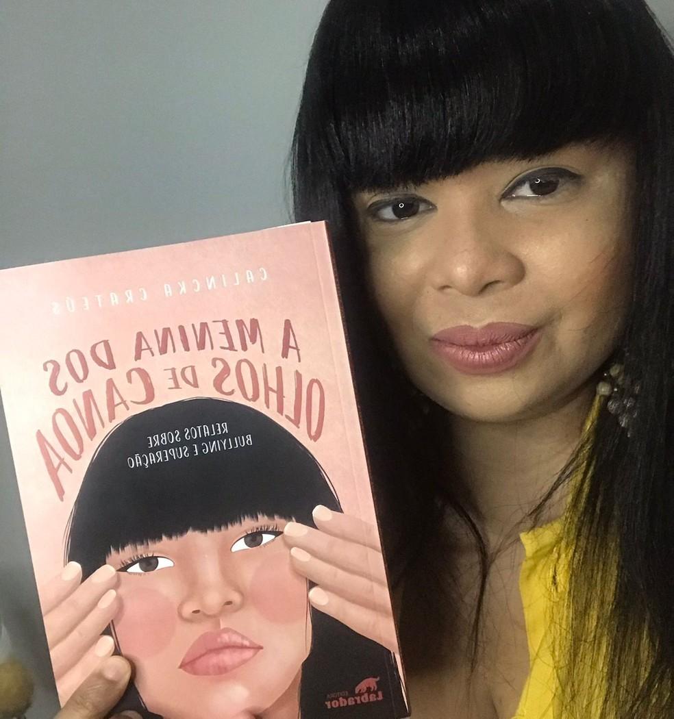 Jornalista petrolinense lança livro-reportagem sobre superação ao bullying — Foto: Divulgação