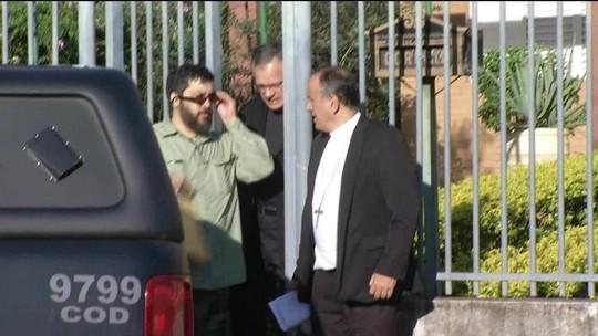 Operação investiga desvio feito por bispo e padres em Goiás