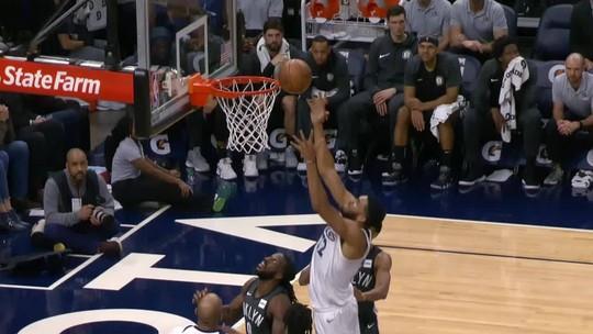 Durant irritado com Green e talento de crianças em noite marcada por grave lesão na NBA