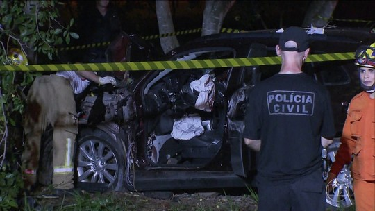 Polícia investiga se motorista que matou idosos no DF passou mal