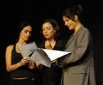 Claudia Ohana, Regiane Alves e Helena Ranaldi ensaiam 'Amor perverso' | divulgação