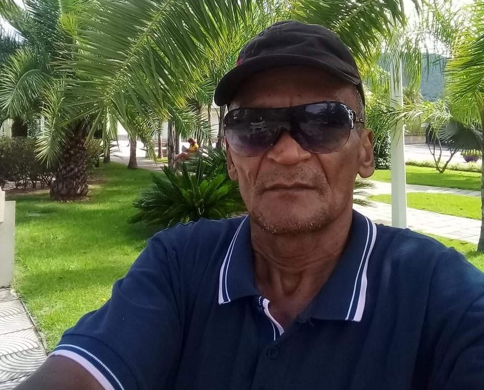 Osmaldo Viana Xavier, de 61 anos, matou a namorada e se matou em seguida — Foto: Divulgação