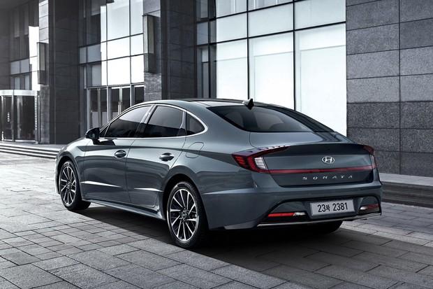 Hyundai Sonata 2020 (Foto: divulgação)