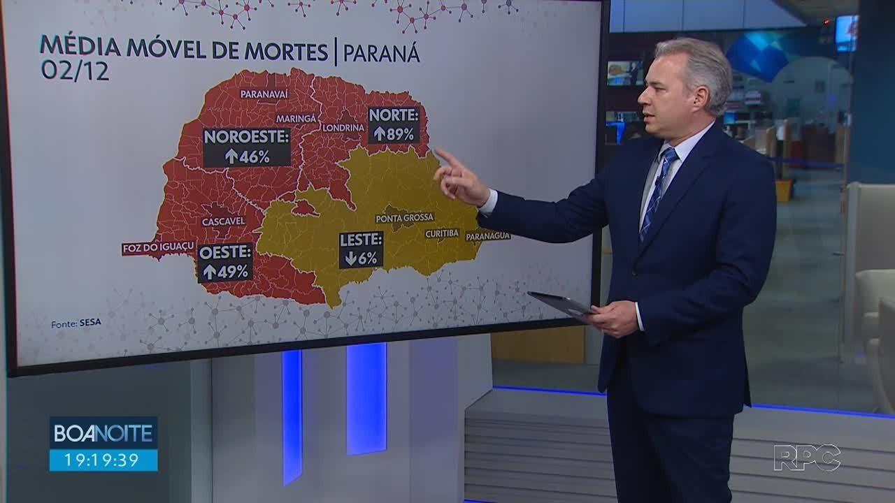 VÍDEOS: Boa Noite Paraná de quinta-feira, 3 de dezembro