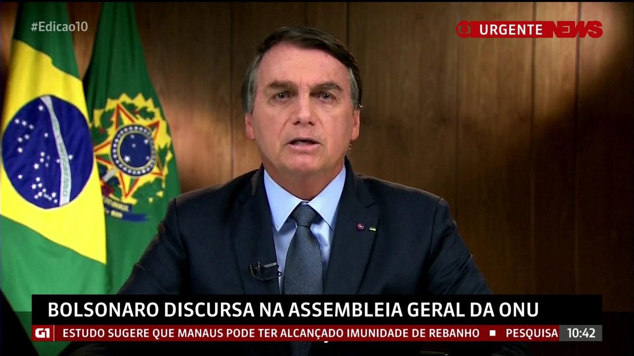 Vírus e desemprego 'deveriam ser tratados simultaneamente', diz Bolsonaro