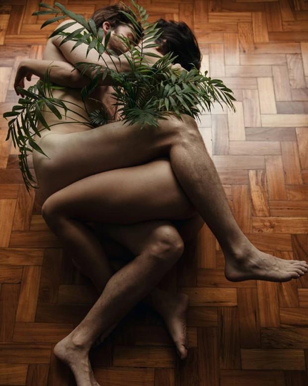 Pedro Nercessian e a namorada, Maria Clara (Foto: Reprodução/ Instagram)