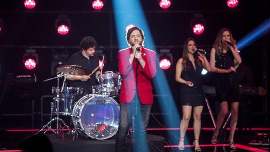 André Frateschi é o primeiro finalista do 'PopStar'; reveja as apresentações