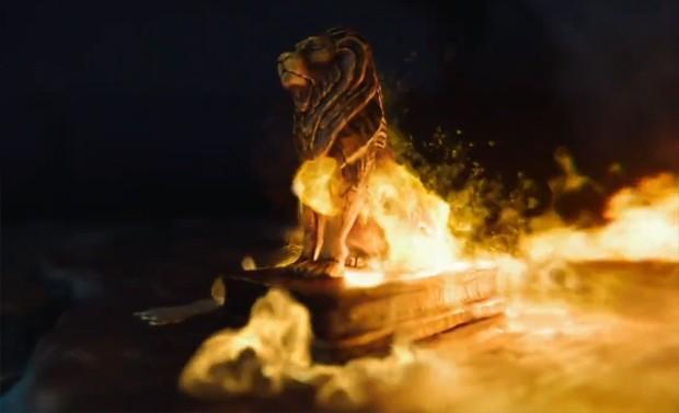 HBO divulga primeiro teaser da última temporada de Game of Thrones  (Foto: Reprodução)