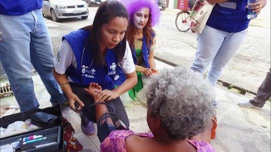 SOS SUS: Consultório na Rua