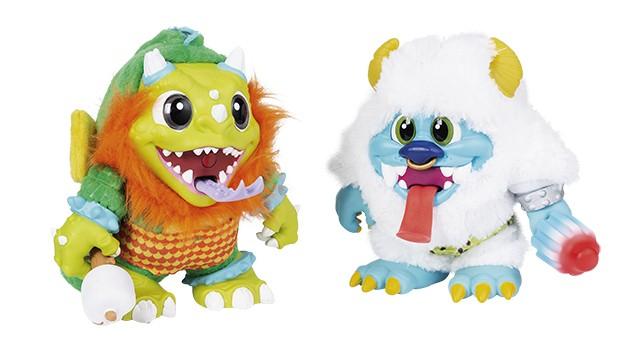 Monstros Creatures  (Foto: Bruno Marçal / Editora Globo)