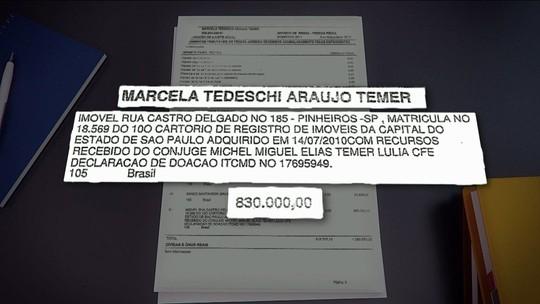 Planalto diz que negócio entre Yunes e Marcela Temer foi legal
