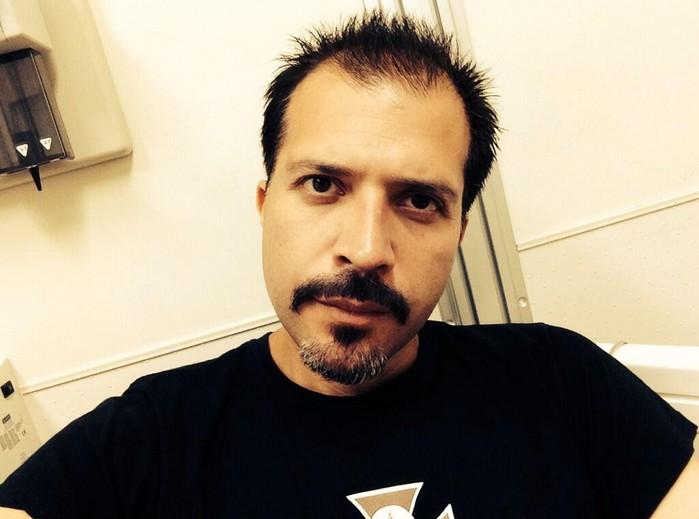 O ator Paul John Vasquez (Foto: Twitter)