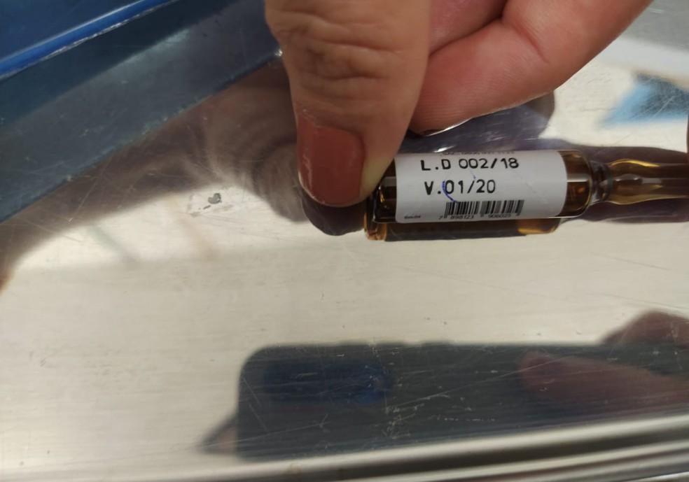 Fiscais encontraram medicamentos vencidos em hospital de RO — Foto: Coren/Divulgação