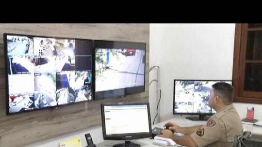 Sistema de monitoramento 'Olho Vivo' é oficialmente inaugurado em Ipaba