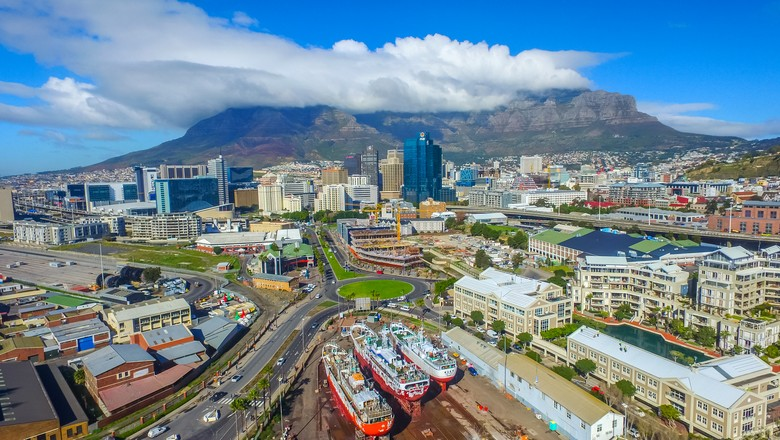 África do Sul (Foto: Reprodução/Wikipedia)