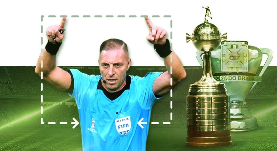VAR estreia no Brasil nesta quarta; veja como o árbitro de vídeo pode ser usado