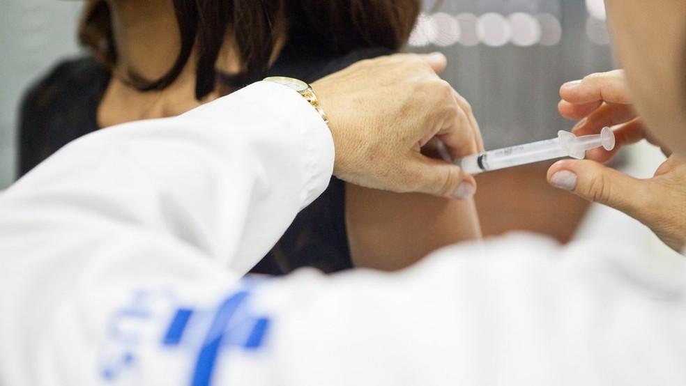 Um dos serviços prestados será a vacinação (Foto: MANUELA BRANDOLFF/PALÁCIO PIRATINI)