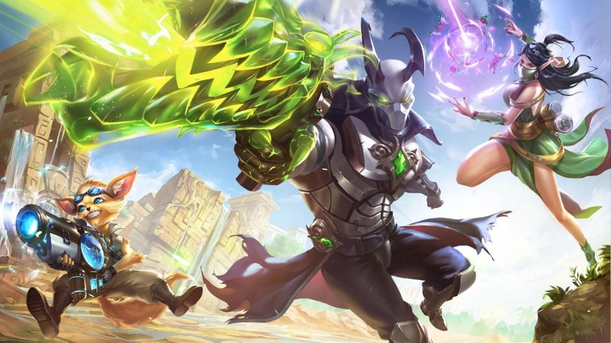 Book Cover Background Xbox One : Paladins quer tornar o e sport relevante nos consoles ps